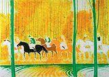 ブラジリエ【秋の騎馬行進】