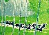 ブラジリエ【森の騎馬行進】