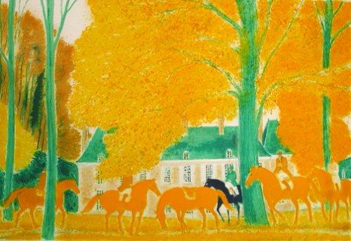 アンドレ・ブラジリエ『黄金の秋』