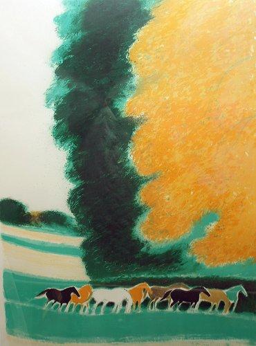 ブラジリエ 『秋の谷』