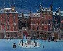 ドラクロワ【12月の雪】