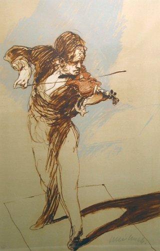 ワイズバッシュ『ヴァイオリンソロ』