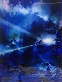 デイル・ターブッシュ『青く美しき世界』