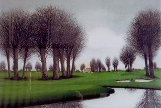 デペルト『ゴルフ場』